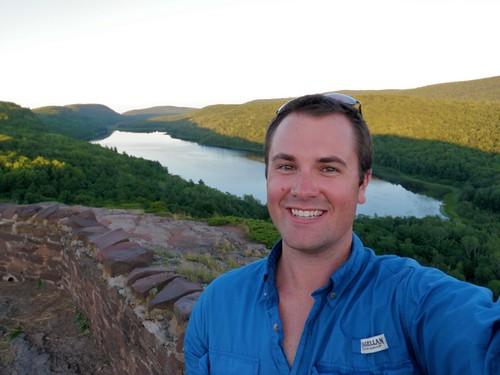 Matt Berg wins 2013 ESA Graduate Student Policy Award