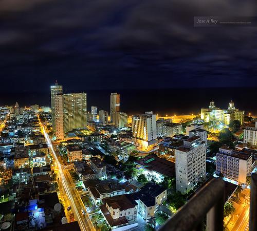 Havana nights by Rey Cuba