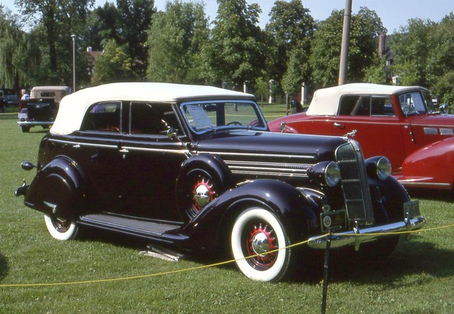 1936 dodge convertible sedan flickr photo sharing for 1936 dodge 4 door sedan