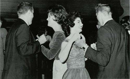 Dancing in 1963