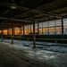Abandoned Sunset, Congoleum by Robert Jack Images