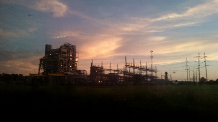 Sunset Refinery