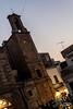 Torre dell'Orologio di Ontranto, nel borgo antico