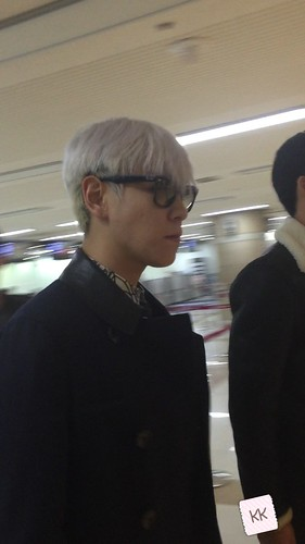 Big Bang - Gimpo Airport - 15jan2015 - TOP - KK_JIWON - 05