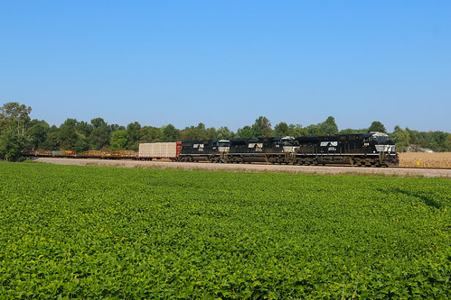 NS 319, Oakland City, IN 9/24/2016
