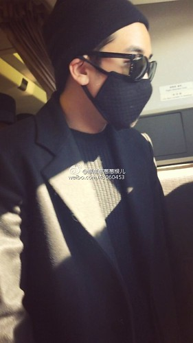 Big Bang - Harbin Airport - 21mar2015 - 葱葱葱葱葱根儿 - 05