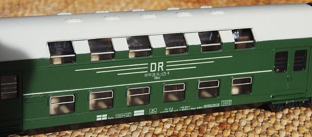 RD13788.  Sachsenmodellbahnwagen.
