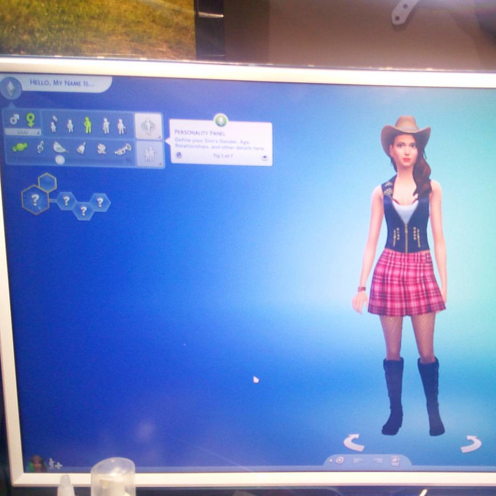 Mission accomplished: #thesims4 on #Linux #ubuntu, no more