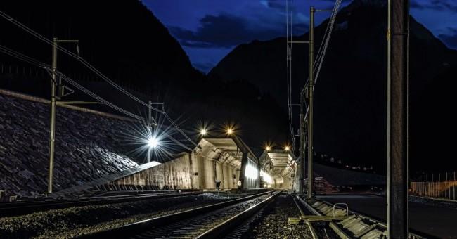 Přednáška o Gotthardském úpatním tunelu
