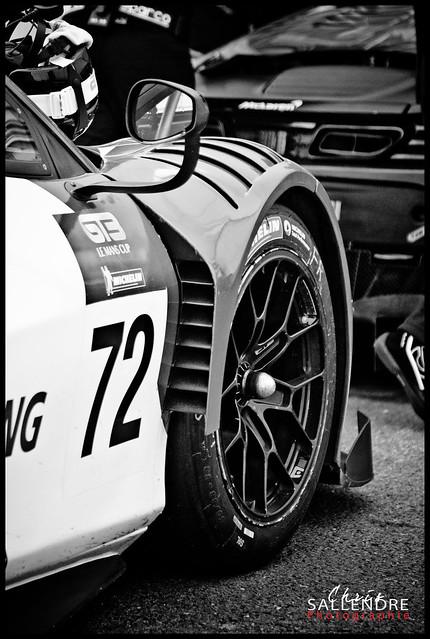 Renault sport séries et Le mans cup séries Spa Francorchamps