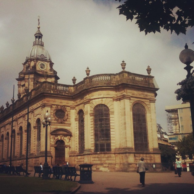 St Philip's Cathedral de Birmingham