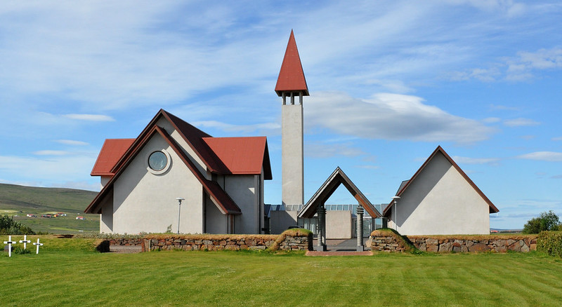 Reykholt Church