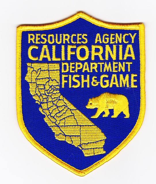 ca california department of fish and game fish and game