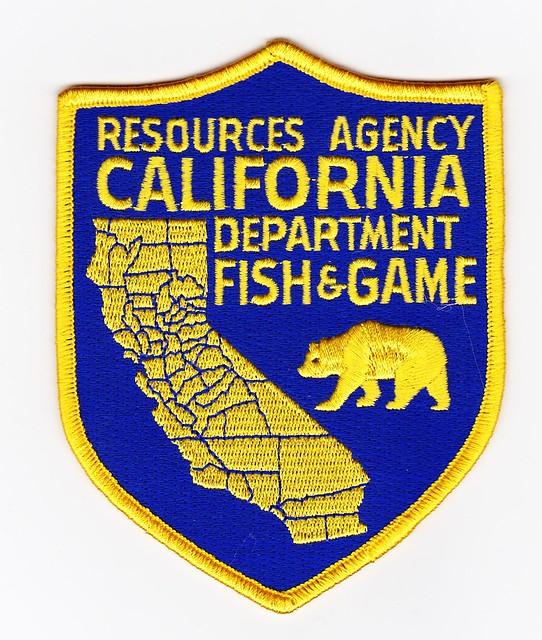 Ca california department of fish and game fish and game for California fish and game regulations