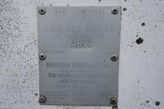 AHK6 plaque