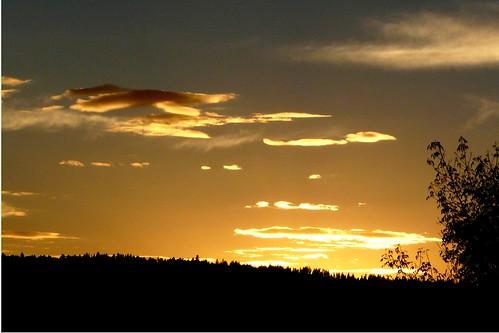 california sunset norcal susanville lassencounty