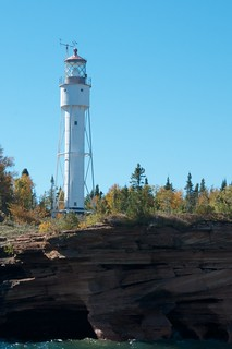 Bayfield Trip - Fall 2012 - Devils Island Lighthouse