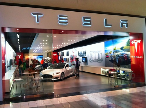Tesla Motors - Portland Oregon