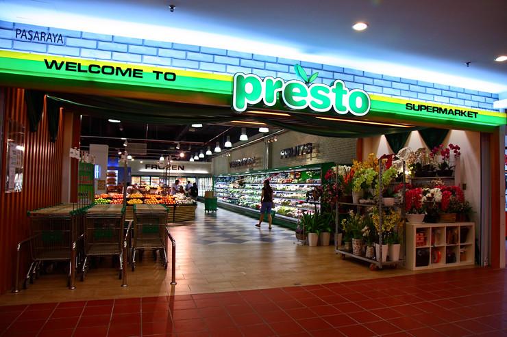 Presto-Supermarket