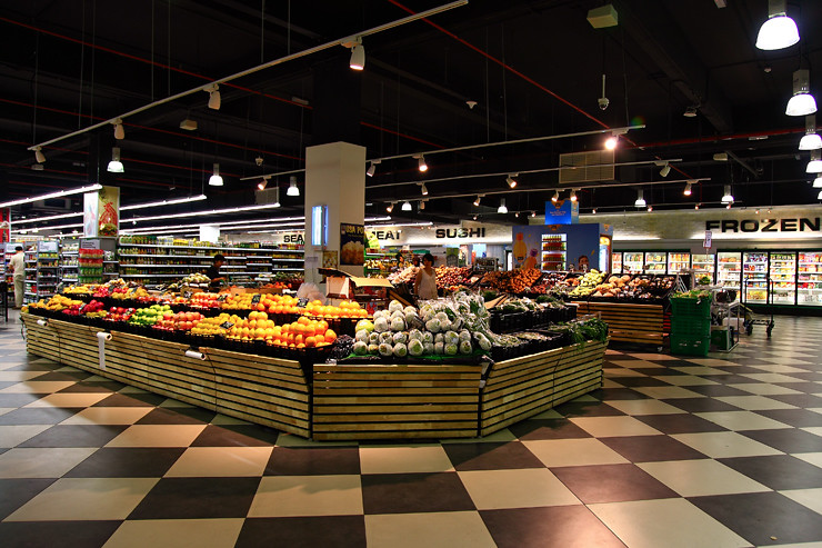 Presto-Vegetables-Fruits-Section