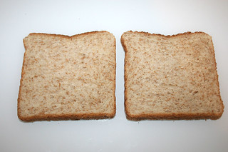 11 - Zutat Vollkornsandwich / Ingredient whole wheat sandwich