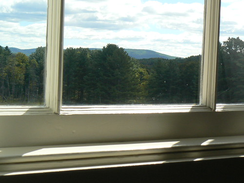 Bedroom window 3 - The Mount