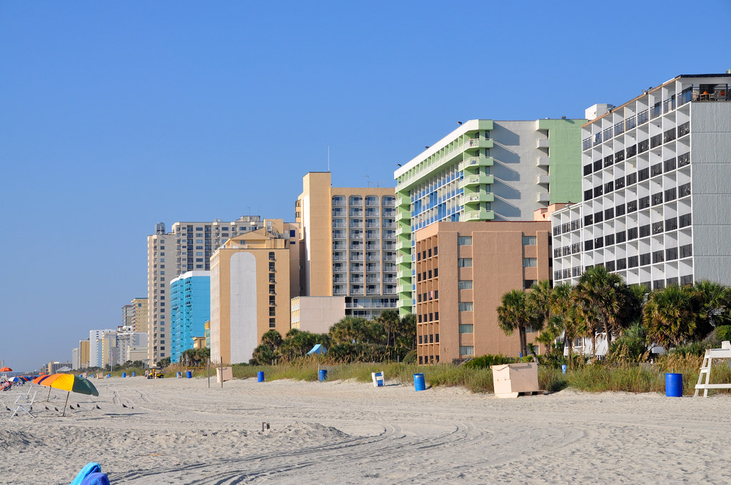 Carolina Beach Hotels Near Amusement Park
