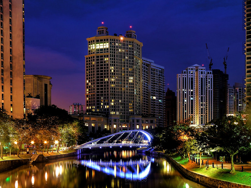 Grand Copthorne Hotel, Singapore River