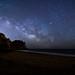 Playa de Maro, Nerja, Spain - Milky Way by velvetgoldmine82