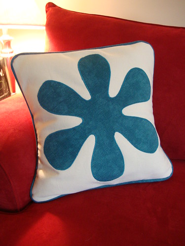 hello asterisk pillow!