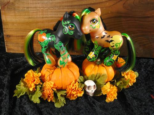 Halloween Ponies 01