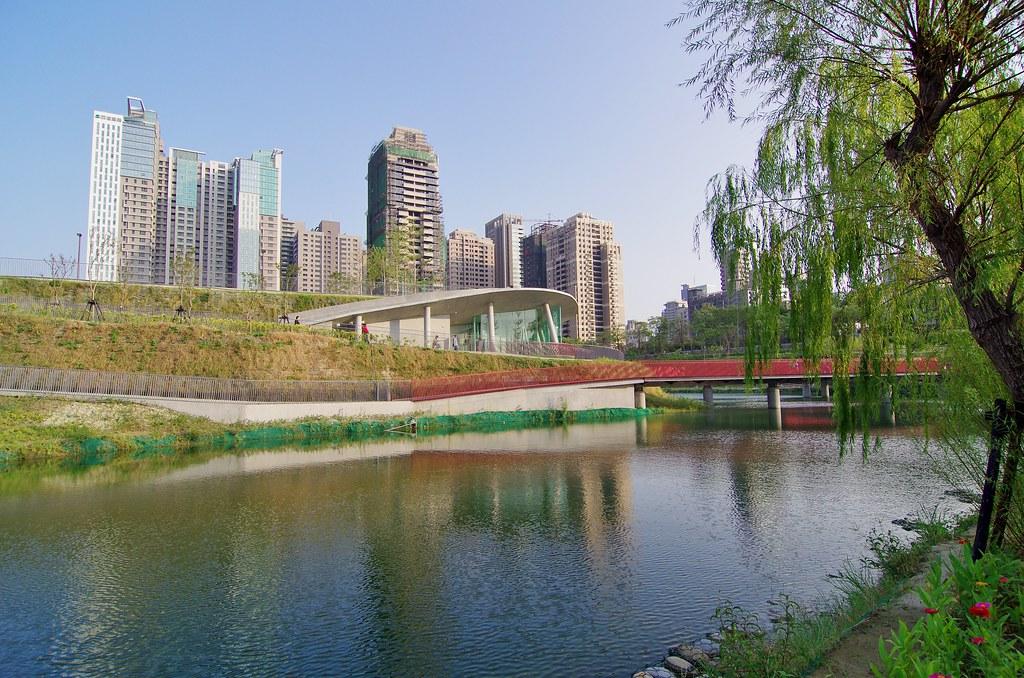秋紅谷 日景