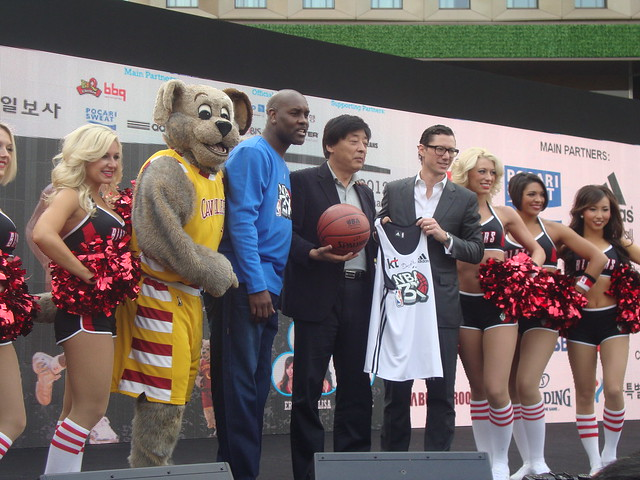 NBA 3X Korea Halftime Saturday