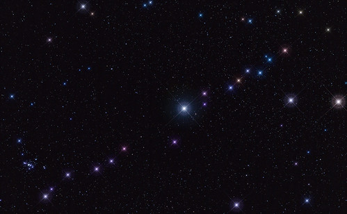 Kemble's Cascade, Camelopardalis - 161012 - as seen on Sky at Night. by Mick Hyde