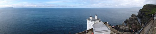 Rathlin Island RSPB Seabird Viewpoint at West Lighthouse