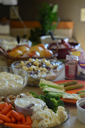 Host a Potluck Dinner (290/365)