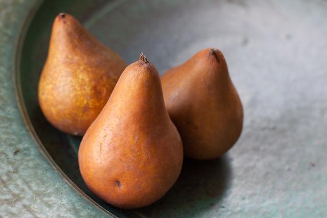 Pear Still Life [291/366]