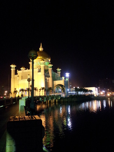 Masjid Sultan Omar 'Ali Saifuddien by Brunei Jam