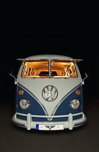 VW T1 Fensterbus by Wutzman