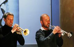 trombone(0.0), singing(0.0), musician(1.0), trumpet(1.0), music(1.0), trumpeter(1.0), jazz(1.0), brass instrument(1.0), wind instrument(1.0),