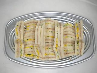 宴會點心 鮪魚三明治