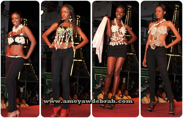 8108372024 615e455d13 z Fashion meets beauty and music as Miss Ghana holds street fashion show on Osu Oxford Street