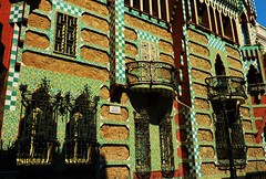 barcelona modernisme: casa vicens