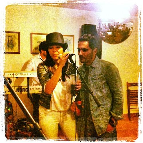 Con @geminstant @cegouts @hannangamrani @claudiaagar #almeria #birthday