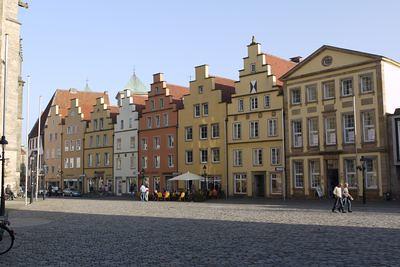 Marktplatz Osnabrück