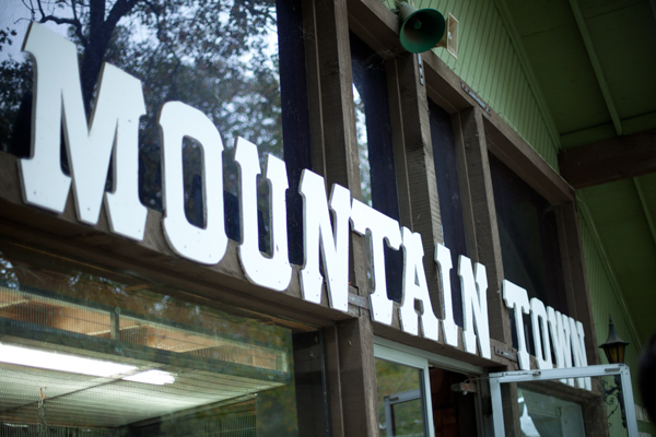 calivintage: mountain town