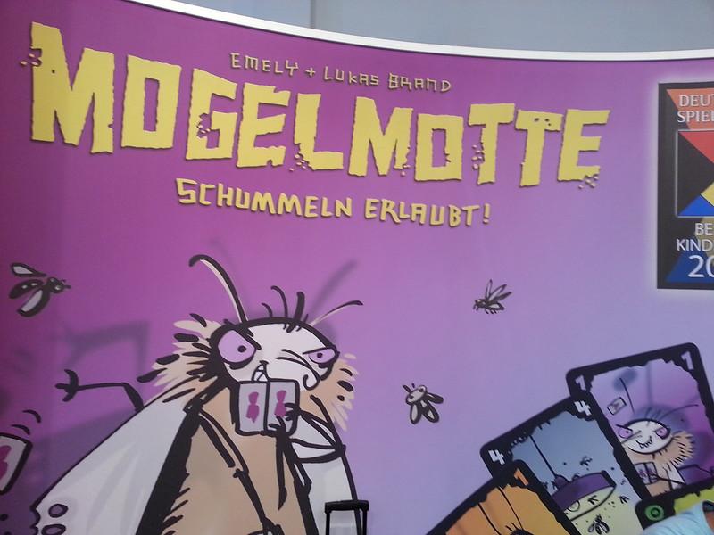 Mogelmotte - SPIEL 2012