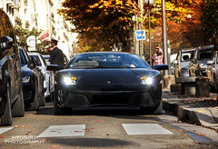 Murcielago in Paris