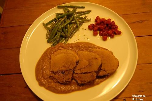 Kochen Wildschweinbraten Wildschweinruecken Okt2012_03