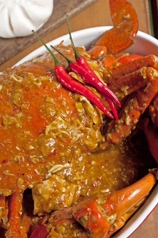 Singaporean Chili Crab ClaDaddy's Davao SM Lanang Premier